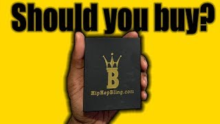 Hip Hop Bling Jewelry Review | Is It Good?