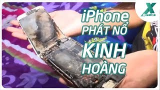 iPhone (lại) phát nổ, Huawei sa thải hàng trăm nhân viên