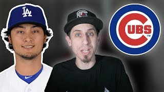 YU DARVISH SIGNS WITH THE CHICAGO CUBS REACTION