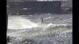 Maniobras de windsurf