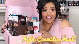 KYLIE COSMETICS MAKEUP HAUL