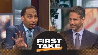 Stephen A. picks Lakers to go to 2019 Western Conference finals | First Take | ESPN
