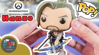 Bổ sung Hanzo và Genji vào bộ sưu tập Funko Overwatch ToyStation 286