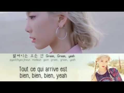Taeyeon - Why - MV Vostfr