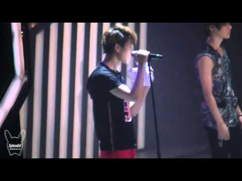 [FULL FANCAM] 120722 SHINee (OnKey focused) - The Name I Loved @ $wC II in $e0ul