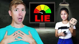 IS VY QWAINT THE HACKER? (Lie Detector Test & New Evidence of Spy Gadgets)