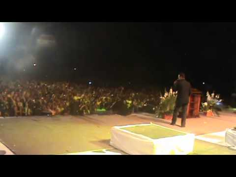 Miel San Marcos en vivo Ebenezer