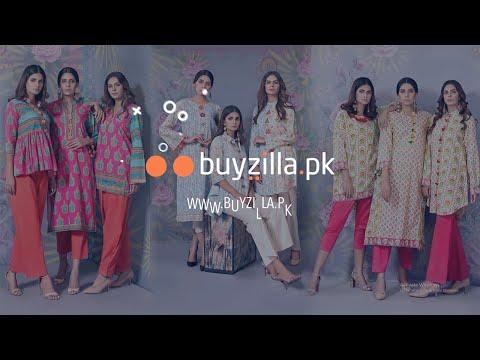 Pareesa ChenOne - Women's Unstitched Suits Online in Pakistan - BuyZilla.pk