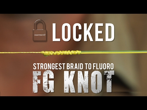 Locked FG Knot