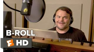 Kung Fu Panda 3 B-ROLL 1 (2016) - Jack Black, Angelina Jolie Animated Movie HD