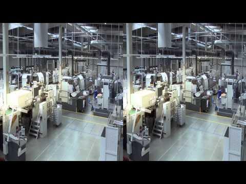 Erster 3D Corporate Film in der Schweiz: Dress to impress (Version Deutsch)
