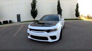 2020 DODGE CHARGER HELLCAT WIDEBODY POV TEST DRIVE