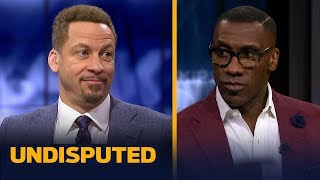 Chris Broussard reacts to Wade defending LeBron after criticism of Lakers' season | NBA | UNDISPUTED