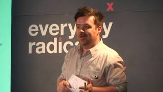 How doing a drawing a day changed my life | David Litchfield | TEDxBedford