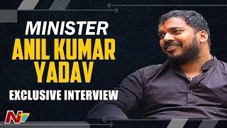 Minister Anil Kumar Yadav Interview- Point Blank..