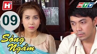 Sóng Ngầm – Tập 09 | Phim Tình Cảm Việt Nam Hay Nhất 2018