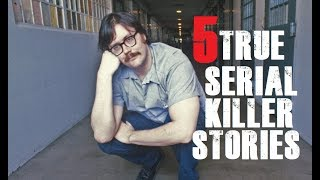 5 TRUE SCARY STORIES!! Encounters with real life Serial Killers!!