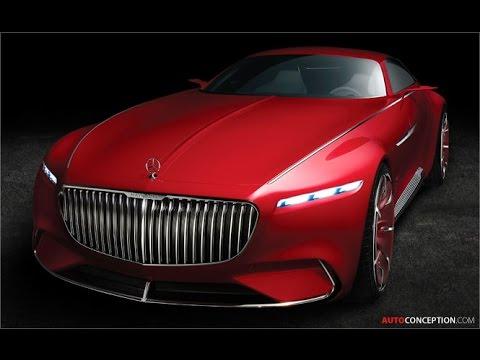 Car Design: Vision Mercedes-Maybach 6