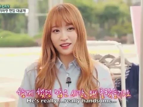 Hani X Heechul