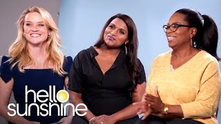 Reese Witherspoon, Oprah Winfrey, & Mindy Kaling - Hello Sunshine Conversations Ep. 1
