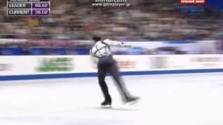 Javier FERNANDEZ NHK Trophy 2013 FS