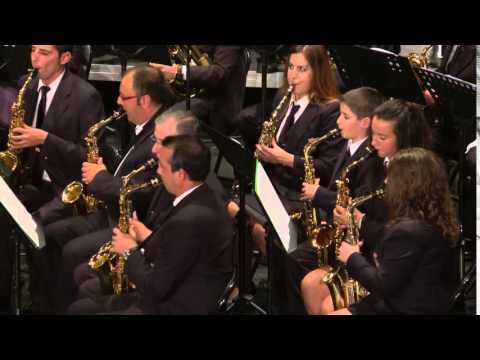 "A.M. ""SANTA CECILIA"" DE CALZADA DE CALATRAVA Symphonic Metamorphosis on Themes from Saint-Saëns"