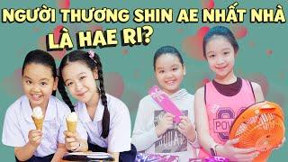 THẬT KHÔNG THỂ HIỂU NỔI! Tưởng HAE RI ghét SHIN AE vô cùng, nhưng  thật ra lại là THƯƠNG VÔ BỜ BẾN?