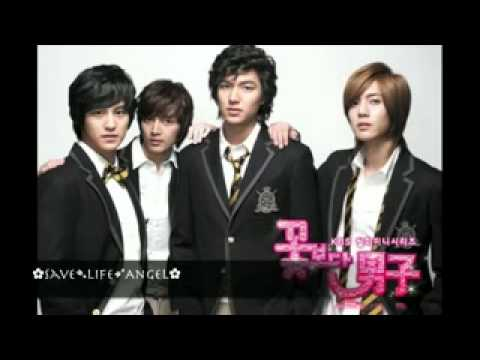 SHINee - Stand By Me - -Boys Over Flowers OST_.flv
