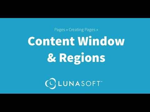 How To Edit a Web Page Using the LunaSoft Content Management System
