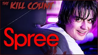 Spree (2020) KILL COUNT