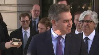 Judge: White House must return CNN's Acosta's pass