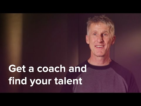 Get A Coach and Find Your Talent | Tony Robbins