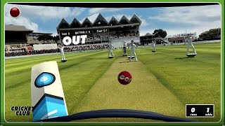 VR Cricket Video