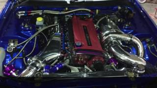 Building 1000HP R34 GTR VSPEC II