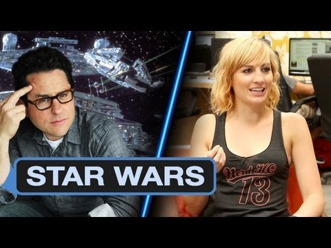 Star Wars Nerd Machine Discussion - HD Movie - Alison Haislip