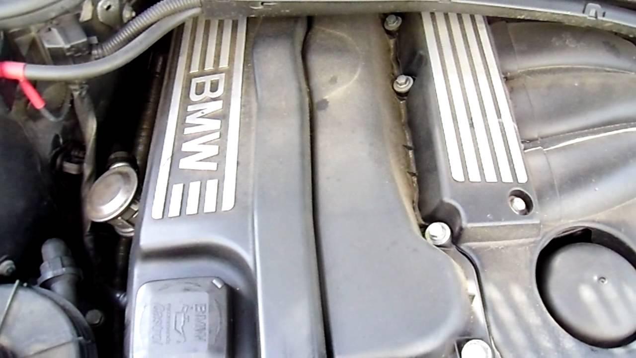 bmw e46 compact 316ti komisches motorger usch hydrost el. Black Bedroom Furniture Sets. Home Design Ideas