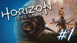 Horizon: Zero Dawn – Aloy (PS4 Gameplay 1)