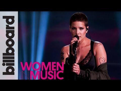 Halsey 'Colors' Live Performance | Billboard Women in Music 2016