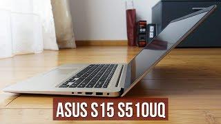 Asus Vivobook S510 - Laptop 12 triệu siêu mỏng nhẹ và sexy