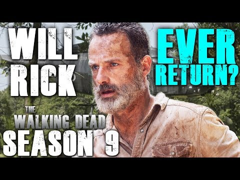 Will Rick Ever Return to The Walking Dead TV Series?