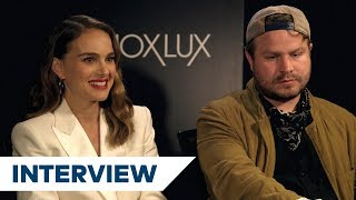 Natalie Portman's Connection To Her Character In Vox Lux | TIFF 2018