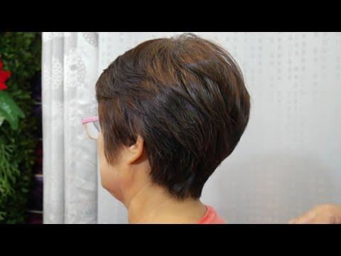 El corte de pelo cola de pato