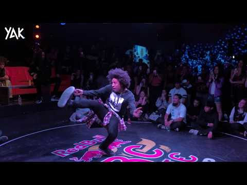 Les Twins Judge Demo | Red Bull BC One Camp USA Houston | YAK FILMS #BCONEHOU