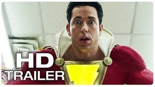 SHAZAM Official Trailer #1 (NEW 2019) Superhero Movie HD