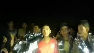 Rescue operation of Thailand football team successful