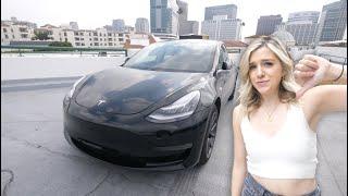 7 Things I Wish I Knew Before I Got a Tesla Model 3