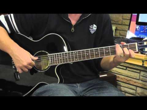 Ibanez AEG10N II Acoustic Electric Guitar