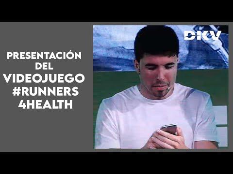 Evento presentación #Runners4health