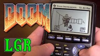 "LGR - ""Doom"" on a Calculator! [Ti-83 Plus Games Tutorial]"