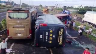 (VTC14)_Đề nghị điều tra vụ tai nạn giao thông trên cao tốc Long Thành Dầu Giây